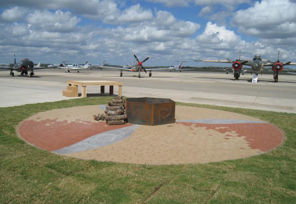 RAF Fire Hub Dedicated at San Marcos Skyport
