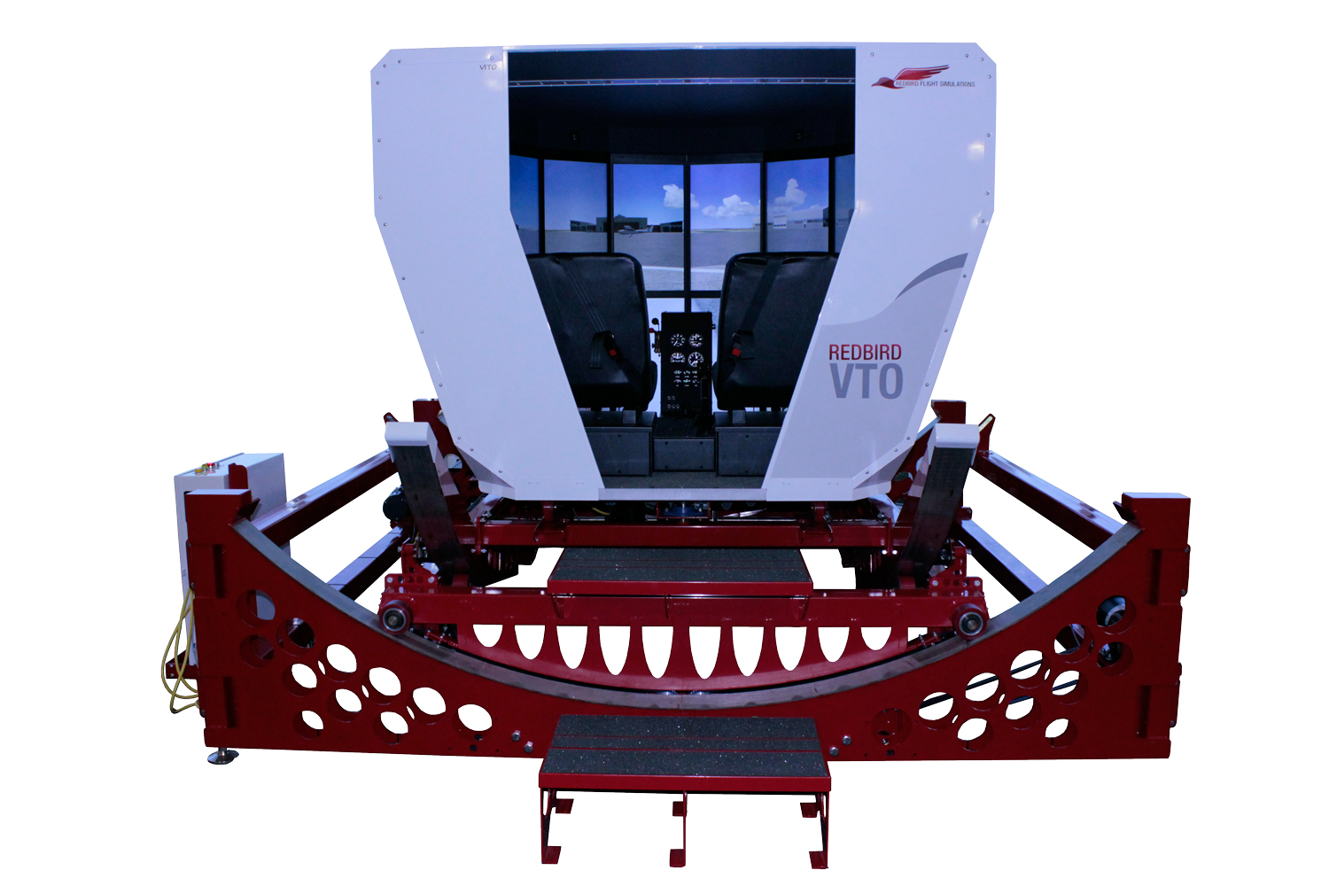 Redbird Flight Earns FAA Approval for VTO Helicopter Trainer