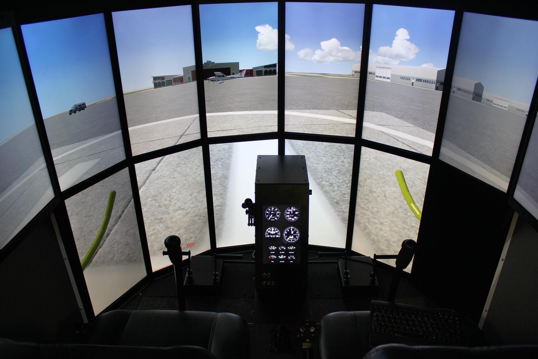 Redbird VTO Interior