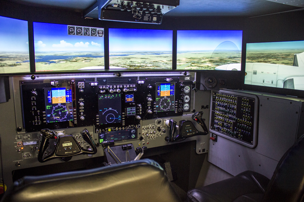 Skywest Airlines Partners with Redbird to Interview Pilot Candidate at AirVenture