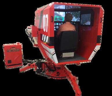 Redbird Dusty Simulator