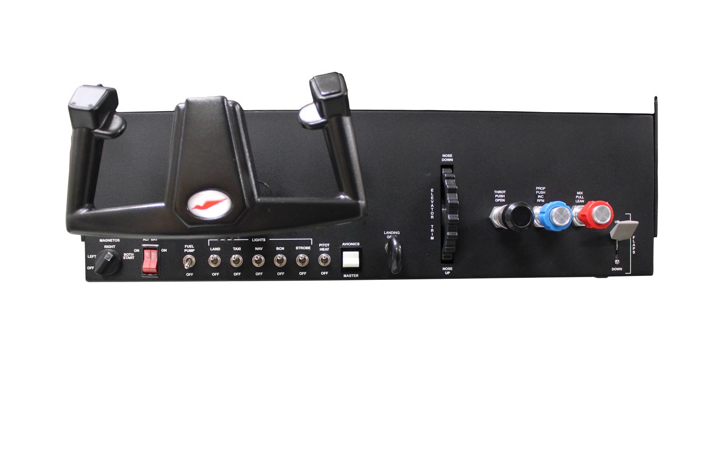 Redbird TD2 Controls
