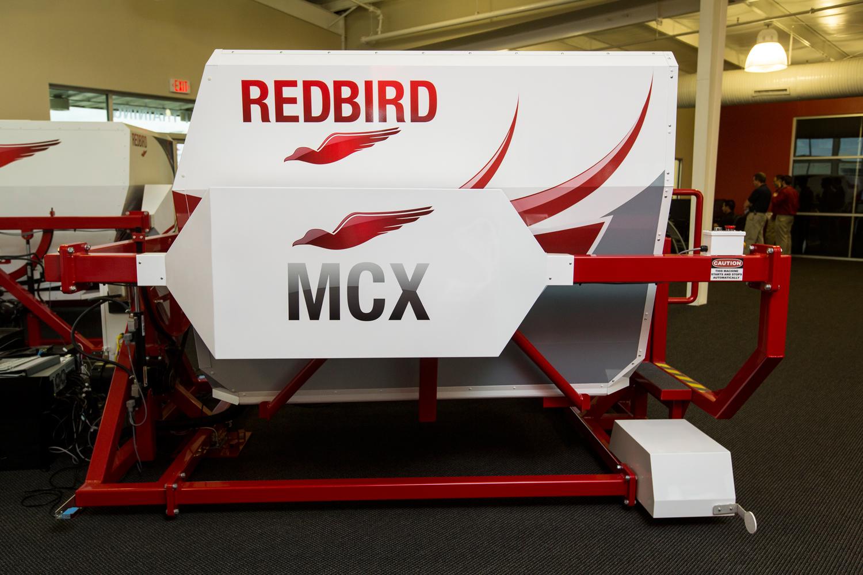 Redbird MCX Indoors