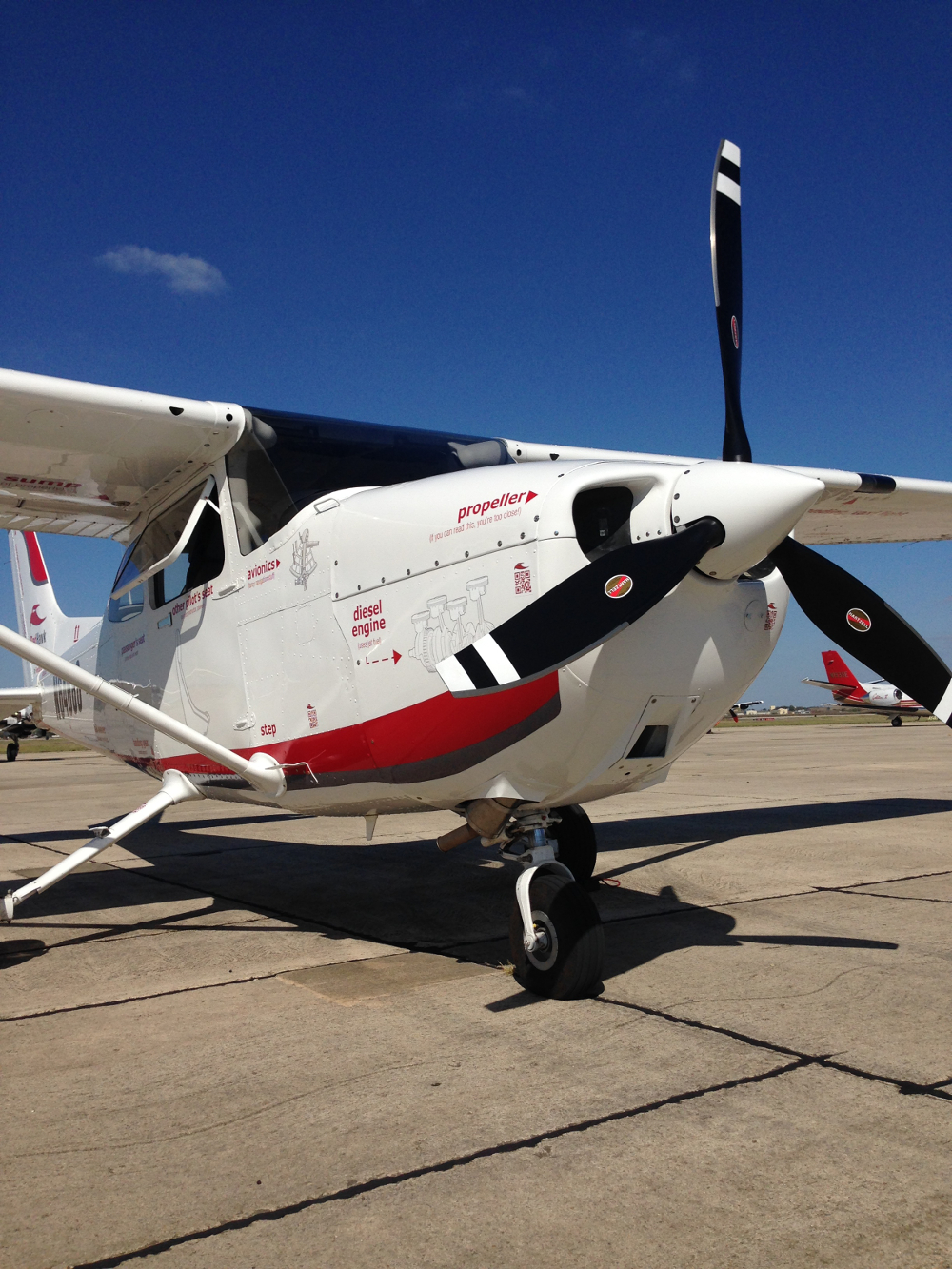 RedHawk Training Aircraft Becomes Even More Compelling With TBR Increase