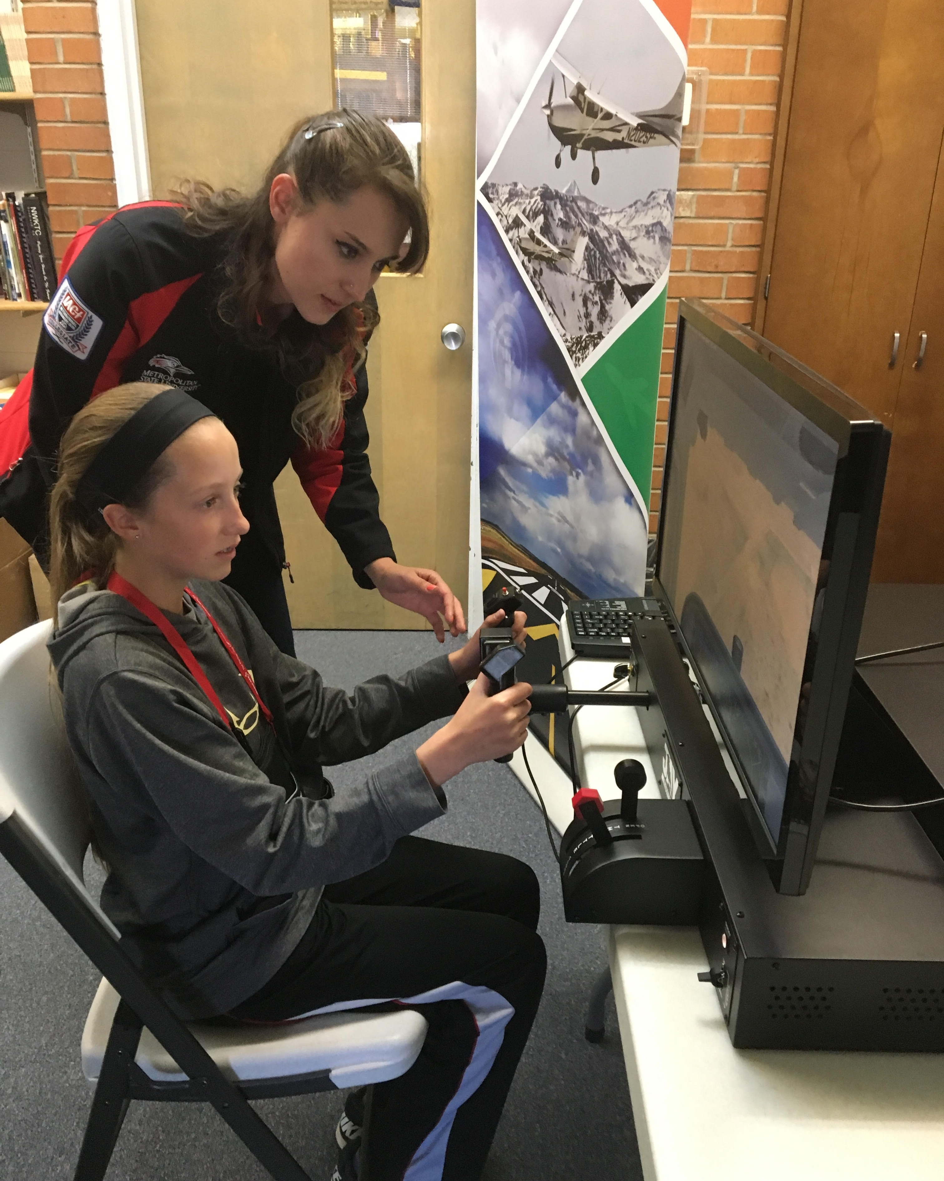 Redbird Flight To Host Aviation Simulation STEM Classes at AirVenture