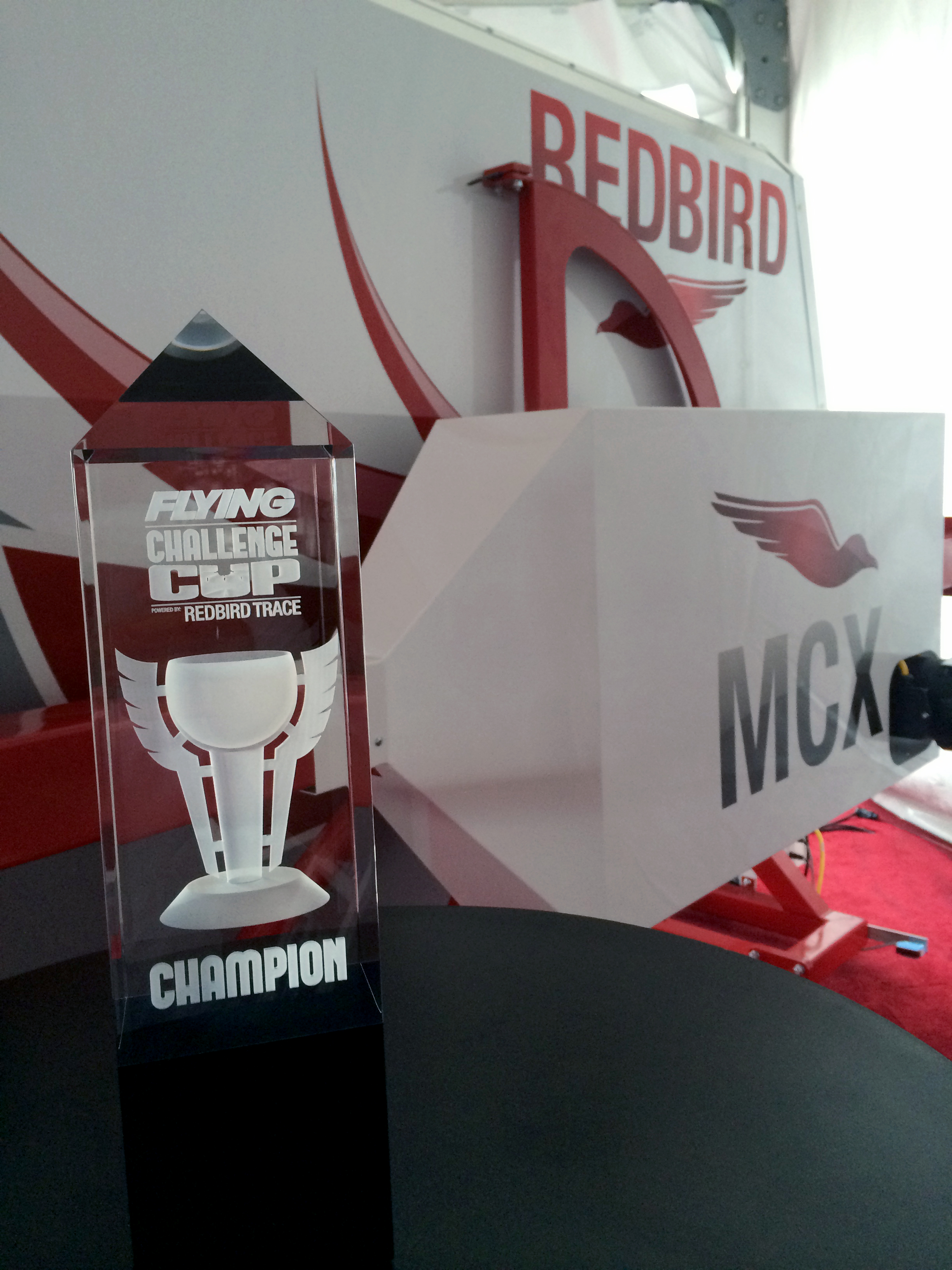 Flying Challenge Cup Trophy