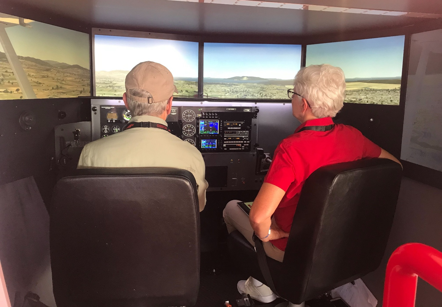 Redbird Flight Simulations to Preview New Software at AirVenture to Help Pilots Improve Their Proficiency