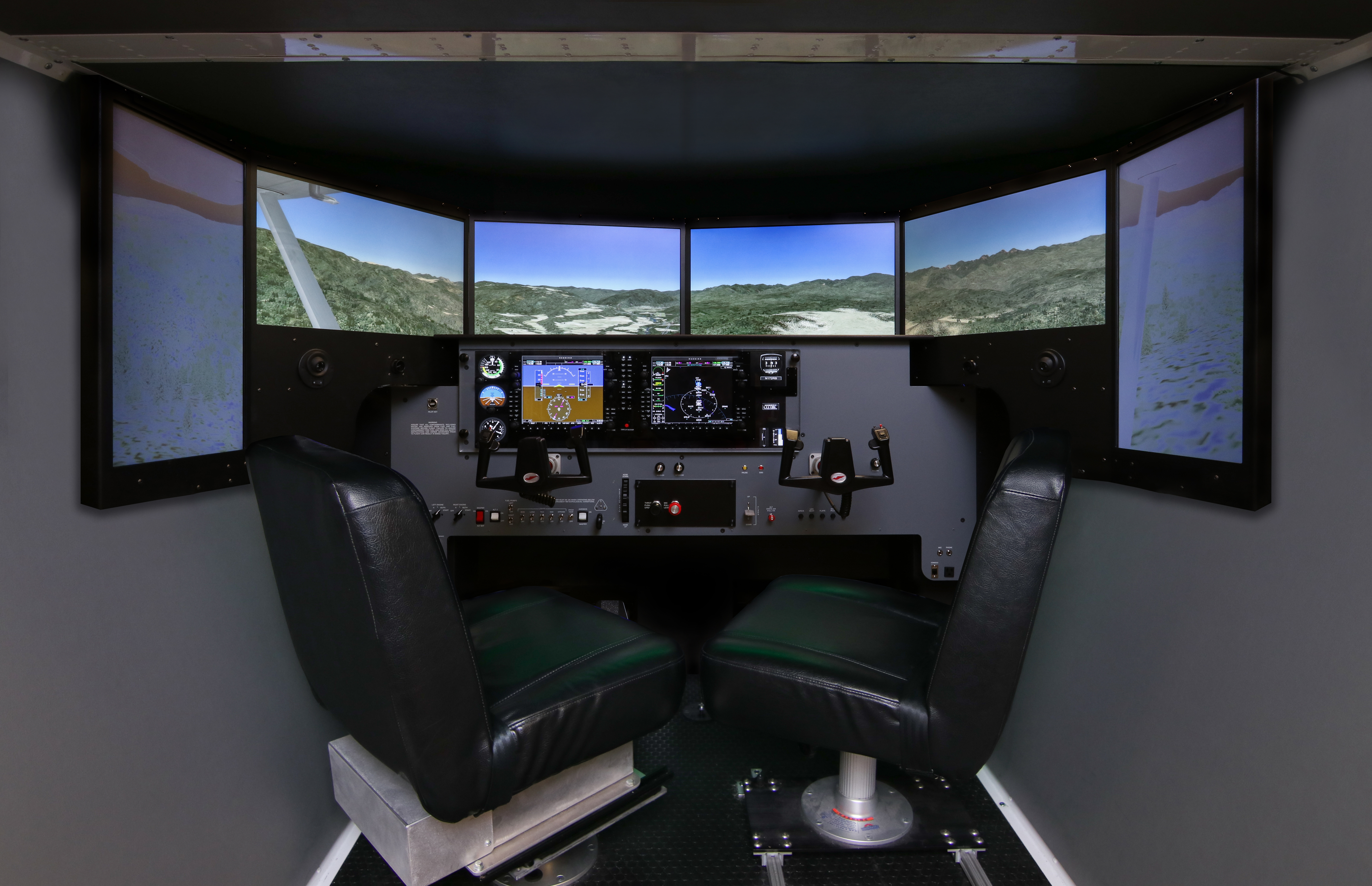 Redbird Flight Introduces an ADS-B Solution for Flight Simulation and Enhances Its Training Technology for Existing Products