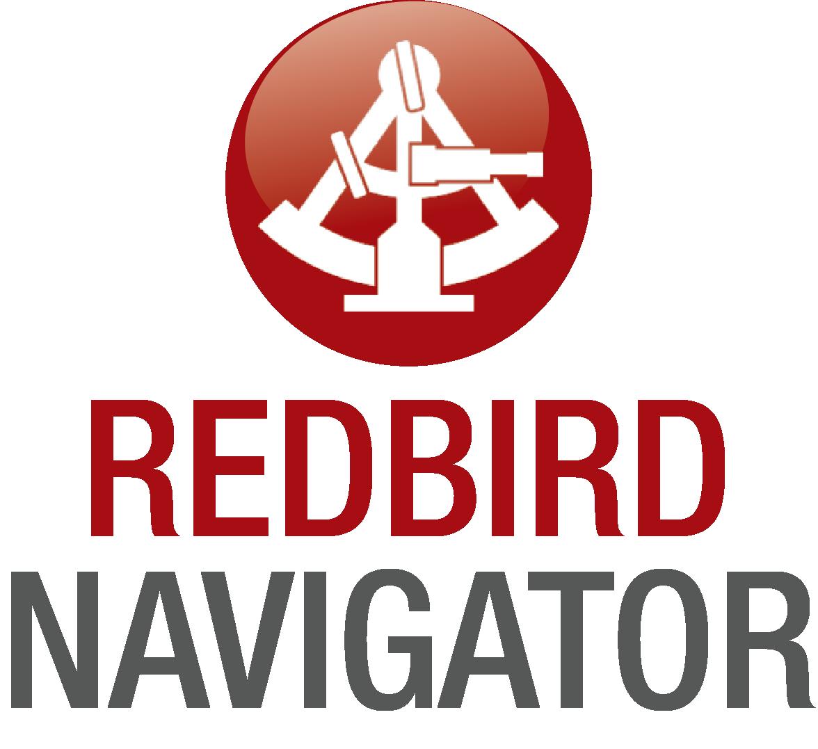 Redbird Navigator Logo