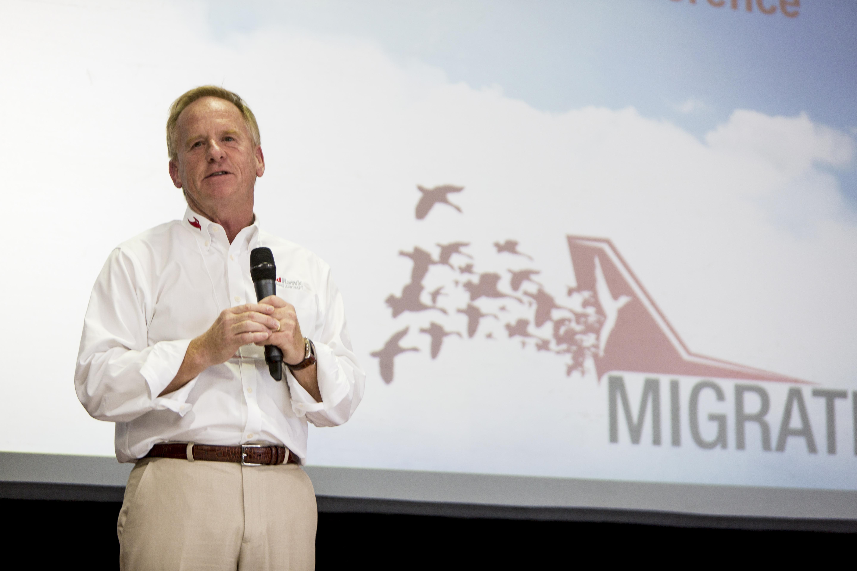 Redbird Founder Receives EAA's Freedom of Flight Award for 2021