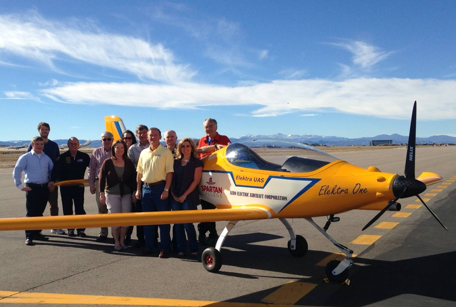 Experience the Sun Flyer Electric Aircraft at Sun n' Fun
